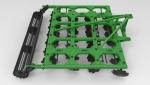 Борона дисковая навесная четырехрядная БДМ-3,4х4Н-Л