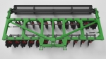Борона дисковая навесная двухрядная БДМ-4,0х2Н-Л