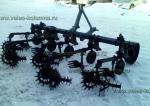 Культиватор-окучник навесной 2,8 м