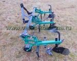 Двухрядный окучник для трактора