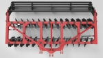 Борона дисковая навесная двухрядная БДМ-4,0х2Н-К