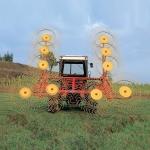 Грабли колесно-пальцевые RP-10V